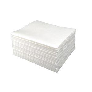 Lenzuolo lettino in carta secco goffrato