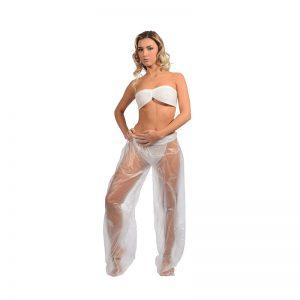 Pantalone in polietilene
