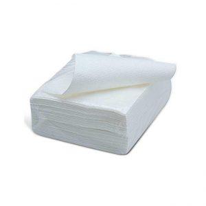 Asciugamano monouso in carta secco 30x40