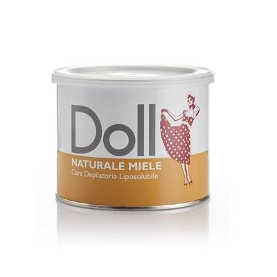 Cera depilatoria liposolubile naturale al miele
