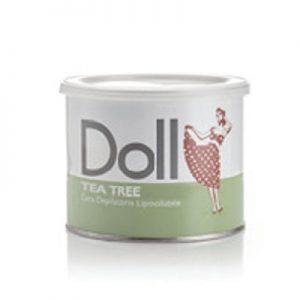 Cera depilatoria liposolubile al tea tree