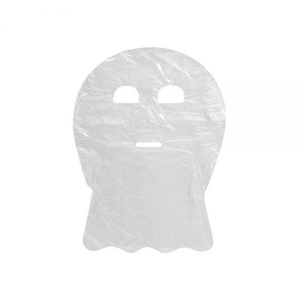 Maschera viso e collo in polietilene
