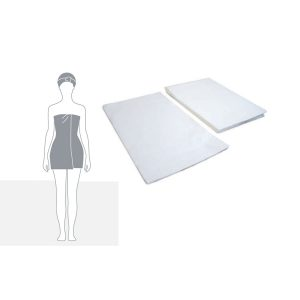 Telo asciugamano monouso in spunlace