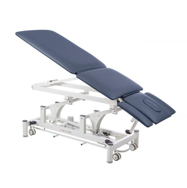 Lettino elettrico per fisioterapia osteopata