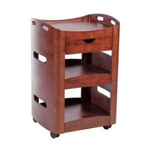 PHERK carrello SPA in legno
