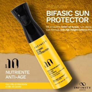Infinity Make Up sun protector SPF 10