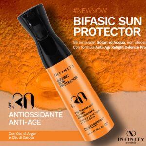 Infinity Make Up sun protector SPF 30