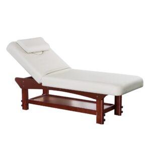 Lettino da massaggio in legno